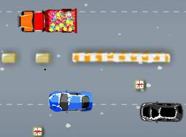 Santa Truck Parking 2