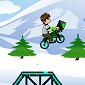 Ben10 Winter BMX