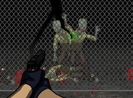 Zombie Cage — Don't EatMyChicks!