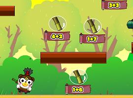 Panda Swing Math