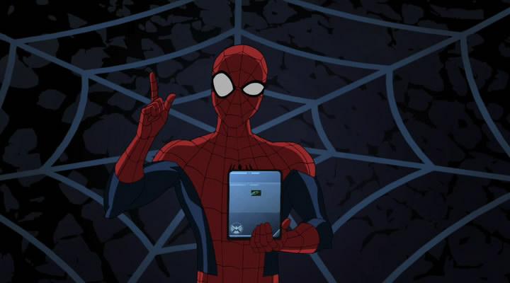 мультфильм совершенный человек паук 4 сезон 16 серия
